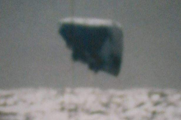 NAVY UFO Picture