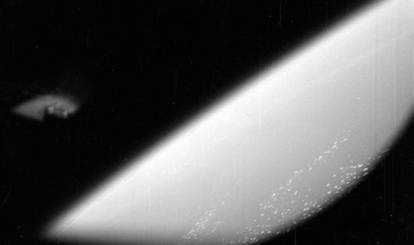 NASA UFO Picture