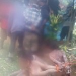 Papua New Guinea Women accused of witchcraft are filmed being burned by mob | Daily Mail Online