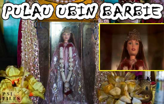 Pulau Ubin Haunted Barbie