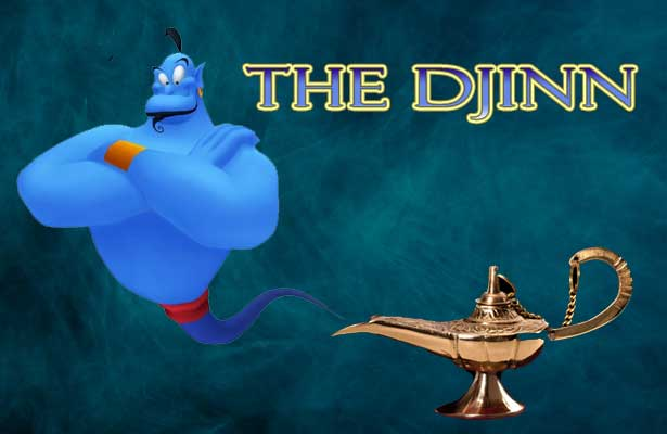 The Djinn and Shadow People